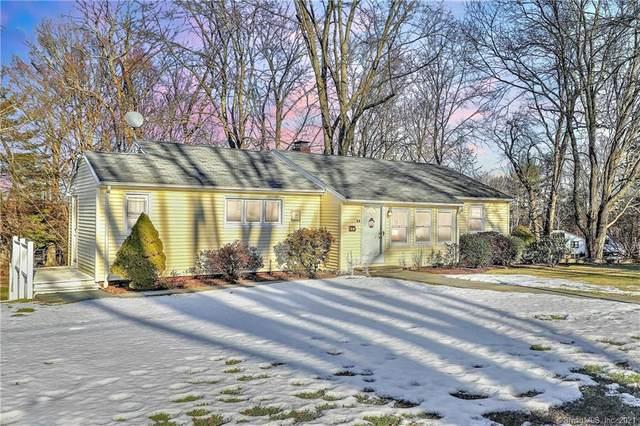 55 Moorland Road, Trumbull, CT 06611 (MLS #170379542) :: Forever Homes Real Estate, LLC