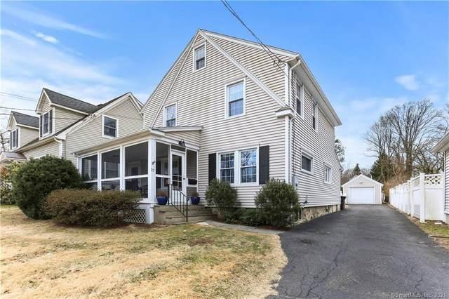 17 Ledge Lane, Stamford, CT 06905 (MLS #170379566) :: Spectrum Real Estate Consultants