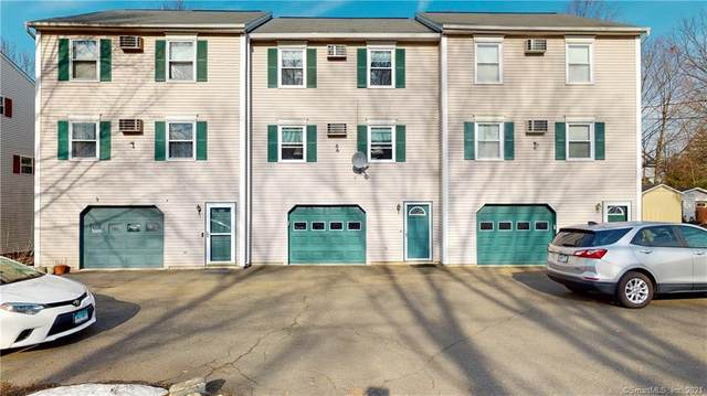 5 Abbott Street #2, Danbury, CT 06810 (MLS #170379587) :: Kendall Group Real Estate | Keller Williams