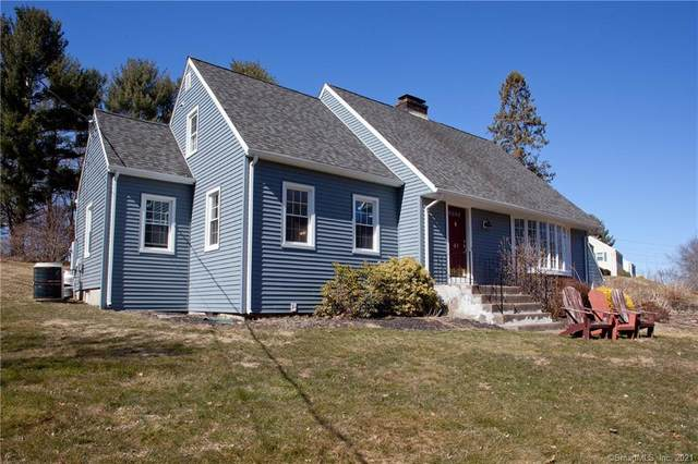 61 Plymouth Lane, Manchester, CT 06040 (MLS #170379588) :: Spectrum Real Estate Consultants