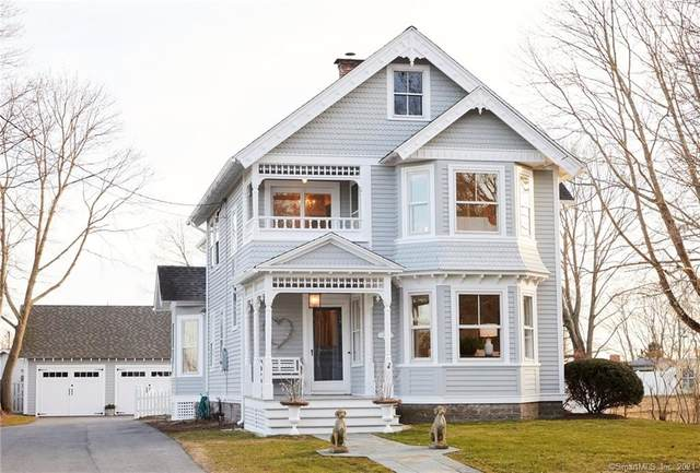 116 College Street, Old Saybrook, CT 06475 (MLS #170379616) :: Next Level Group