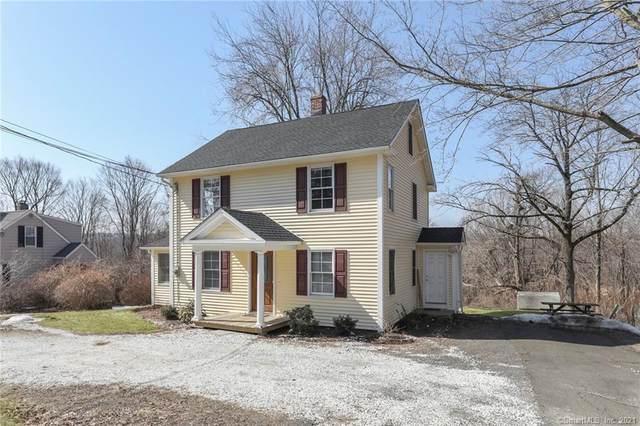 38 Pembroke Road, Danbury, CT 06811 (MLS #170379621) :: Spectrum Real Estate Consultants