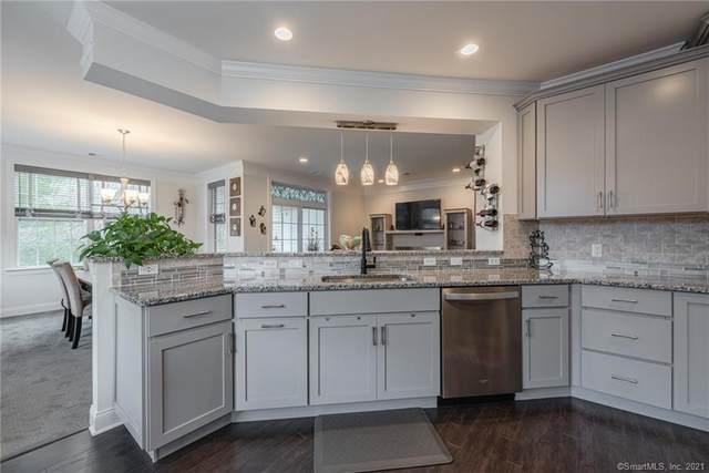 621 Brookside Court #621, Newtown, CT 06470 (MLS #170379645) :: Kendall Group Real Estate | Keller Williams