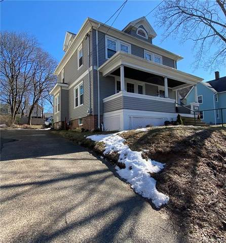 122 S Orchard Street, Wallingford, CT 06492 (MLS #170379648) :: Spectrum Real Estate Consultants