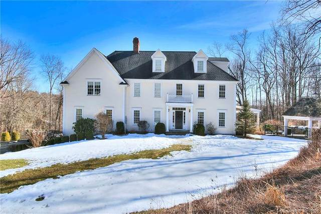 75 Old Farm Road, Weston, CT 06883 (MLS #170379683) :: Forever Homes Real Estate, LLC