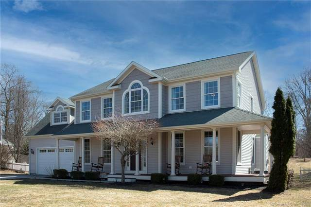 4 White Oak Lane, Waterford, CT 06375 (MLS #170379906) :: Forever Homes Real Estate, LLC