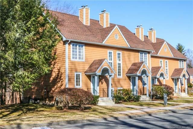 8 Elizabeth Court #8, East Windsor, CT 06016 (MLS #170379944) :: Spectrum Real Estate Consultants