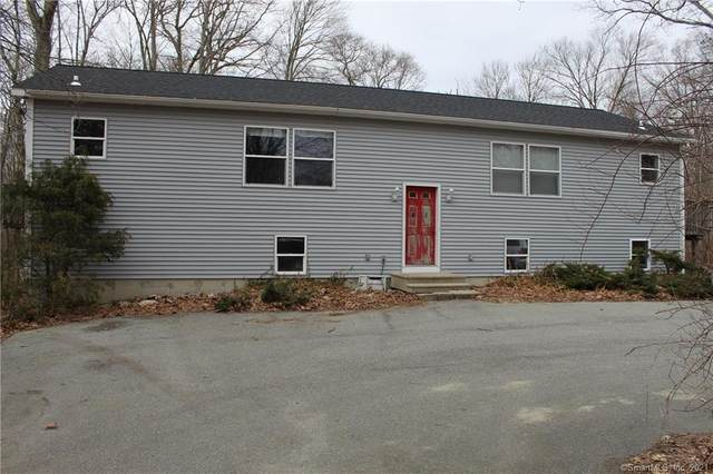 41 Bingham Road, Canterbury, CT 06331 (MLS #170379962) :: Around Town Real Estate Team