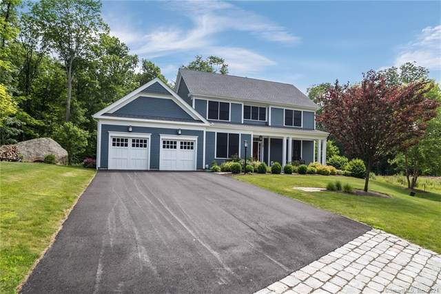 15 Bentons Knoll, Guilford, CT 06437 (MLS #170379989) :: Forever Homes Real Estate, LLC