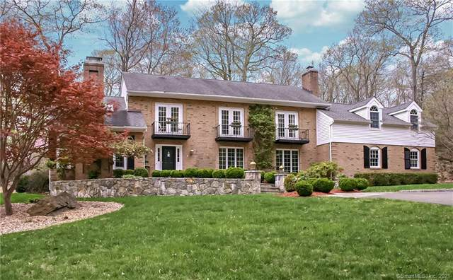 24 Green Lane, Ridgefield, CT 06877 (MLS #170380056) :: The Higgins Group - The CT Home Finder