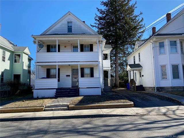 16 Field Street, Torrington, CT 06790 (MLS #170380068) :: Spectrum Real Estate Consultants