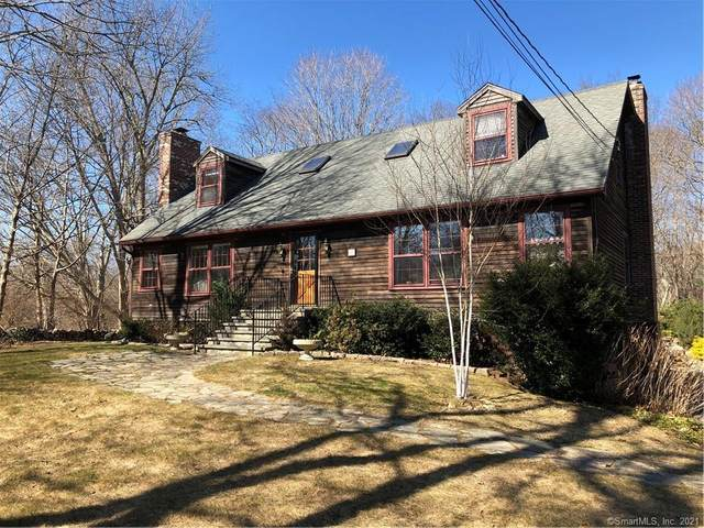 880 Pequot Trail, Stonington, CT 06378 (MLS #170380069) :: The Higgins Group - The CT Home Finder