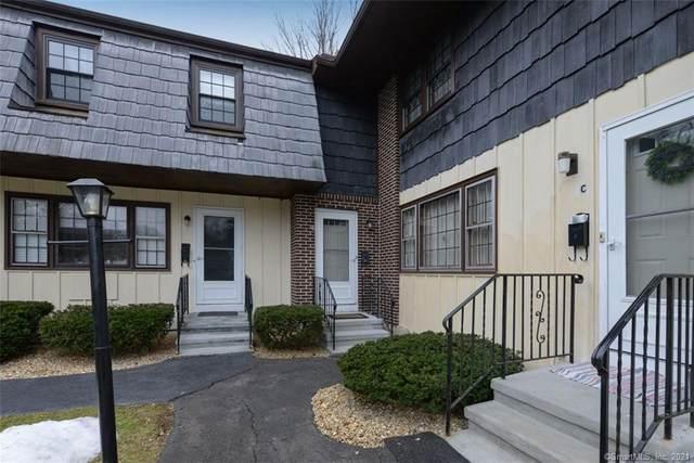 80 Chestnut Street D, Bethel, CT 06801 (MLS #170380161) :: Kendall Group Real Estate | Keller Williams
