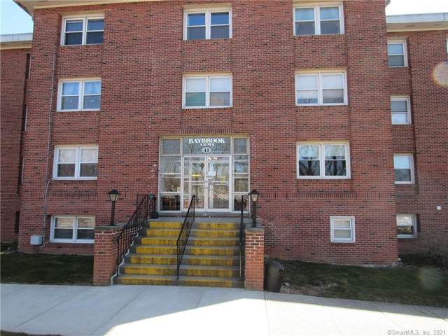 41 Jones Hill Road #308, West Haven, CT 06516 (MLS #170380177) :: Around Town Real Estate Team