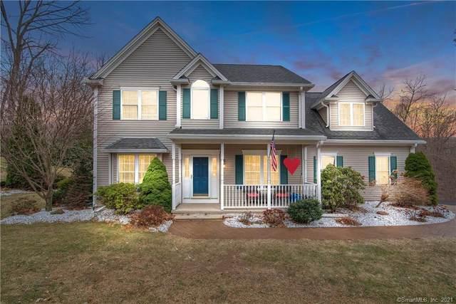 10 Tree Top Lane, East Windsor, CT 06016 (MLS #170380229) :: Spectrum Real Estate Consultants