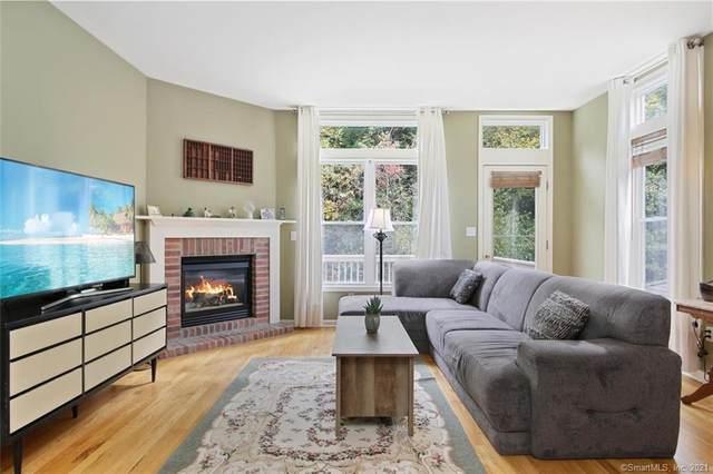 11 Trout Brook Circle #11, Newtown, CT 06470 (MLS #170380250) :: Kendall Group Real Estate | Keller Williams
