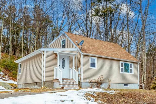 50 Reardon Road, Thompson, CT 06255 (MLS #170380270) :: The Higgins Group - The CT Home Finder