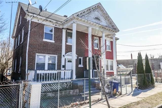 270 East Avenue, Bridgeport, CT 06610 (MLS #170380373) :: The Higgins Group - The CT Home Finder