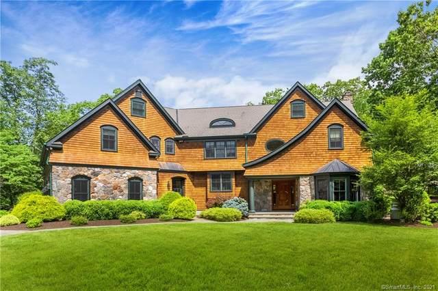 21 Walnut Lane, Weston, CT 06883 (MLS #170380483) :: The Higgins Group - The CT Home Finder