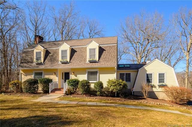 2 North Branch Road, Newtown, CT 06470 (MLS #170380500) :: Around Town Real Estate Team