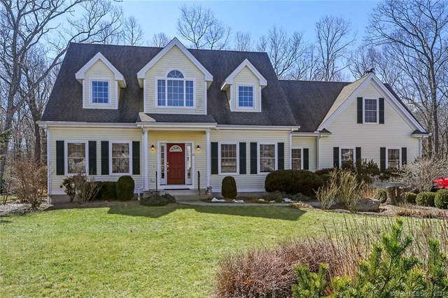 15 Old Stone Way, East Lyme, CT 06357 (MLS #170380615) :: Spectrum Real Estate Consultants