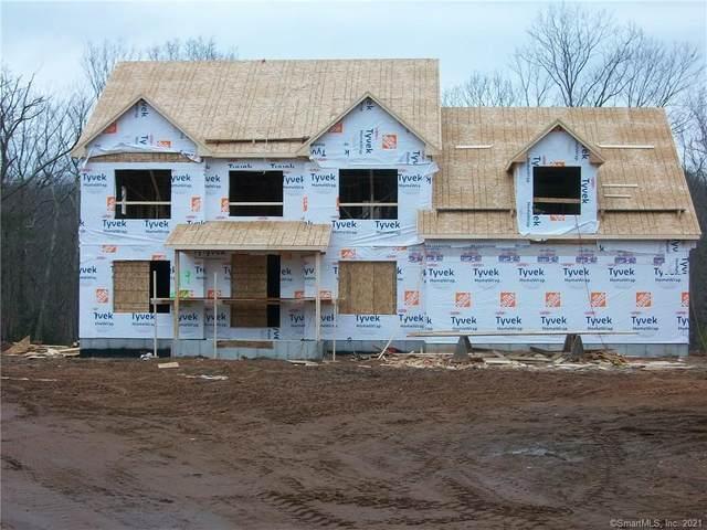 921 Thompson Street, Glastonbury, CT 06033 (MLS #170380623) :: Forever Homes Real Estate, LLC