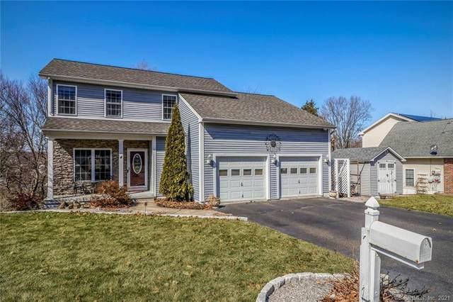 4 Dorel Terrace, Ansonia, CT 06401 (MLS #170380670) :: Around Town Real Estate Team