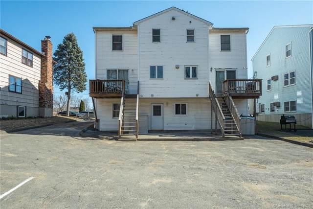 43 Belmont Circle A1, Danbury, CT 06810 (MLS #170380690) :: Around Town Real Estate Team