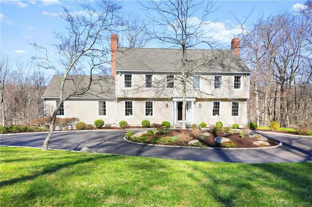 113 Bennington Place, New Canaan, CT 06840 (MLS #170380721) :: Spectrum Real Estate Consultants