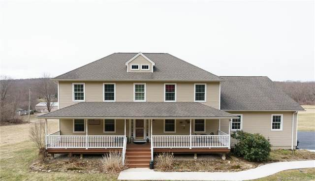 581 Chestnut Tree Hill Road, Oxford, CT 06478 (MLS #170380726) :: Forever Homes Real Estate, LLC
