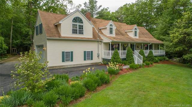 597 Bailey Road, Sterling, CT 06377 (MLS #170380743) :: Forever Homes Real Estate, LLC