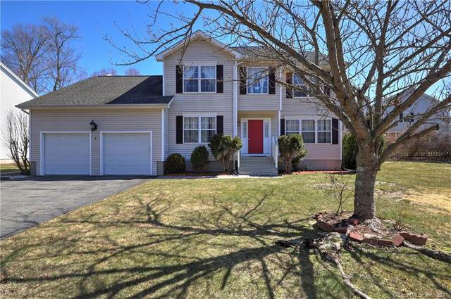 25 Andover Drive, Milford, CT 06460 (MLS #170380746) :: Spectrum Real Estate Consultants