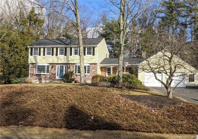 12 Surrey Drive, East Granby, CT 06026 (MLS #170380811) :: Around Town Real Estate Team
