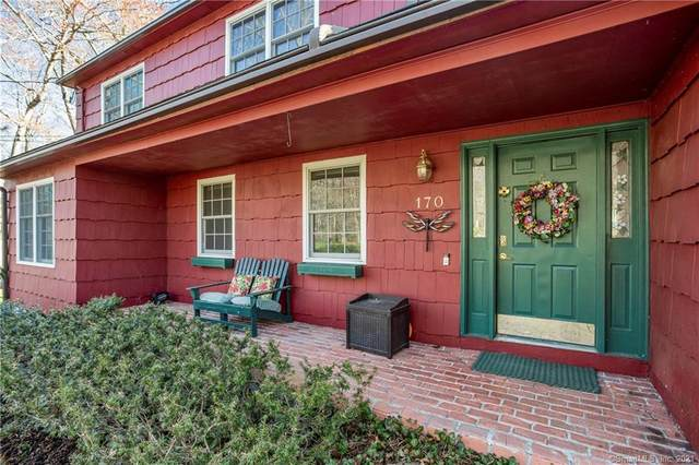 170 Rolling Hills Drive, Fairfield, CT 06824 (MLS #170380867) :: Forever Homes Real Estate, LLC