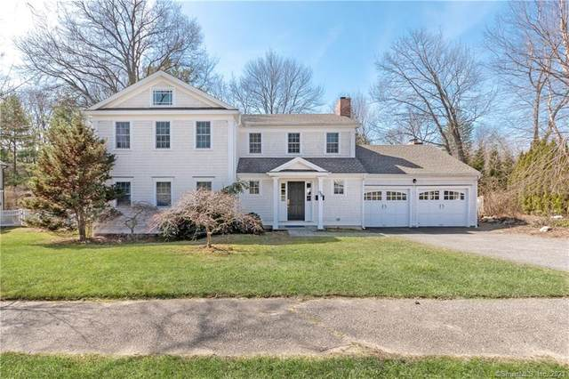 98 Southwood Drive, New Canaan, CT 06840 (MLS #170380868) :: Around Town Real Estate Team