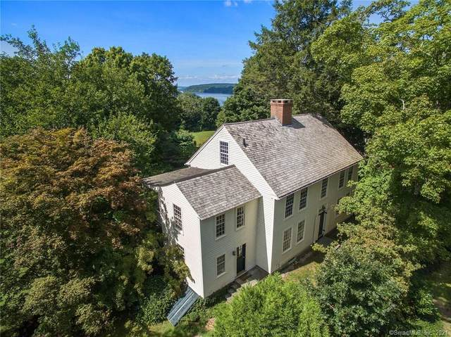 105 Middle Haddam Road, East Hampton, CT 06480 (MLS #170381000) :: Spectrum Real Estate Consultants