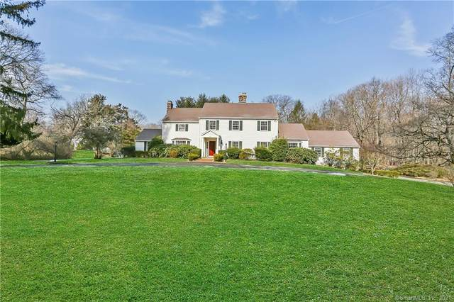 507 Brookside Road, New Canaan, CT 06840 (MLS #170381021) :: Around Town Real Estate Team