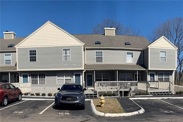 56 Manorwood Drive #56, Branford, CT 06405 (MLS #170381056) :: Forever Homes Real Estate, LLC