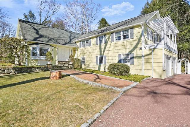 47 Mimosa Drive, Greenwich, CT 06807 (MLS #170381137) :: Forever Homes Real Estate, LLC