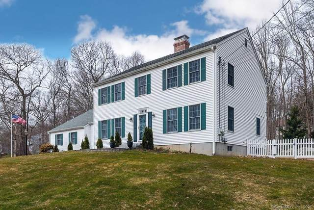 9 Hyde Park Drive, Ledyard, CT 06335 (MLS #170381246) :: Forever Homes Real Estate, LLC
