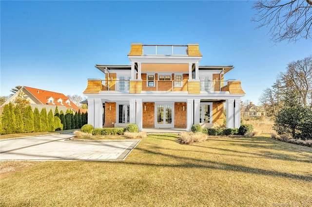 70 Shore Road, Greenwich, CT 06870 (MLS #170381259) :: Spectrum Real Estate Consultants