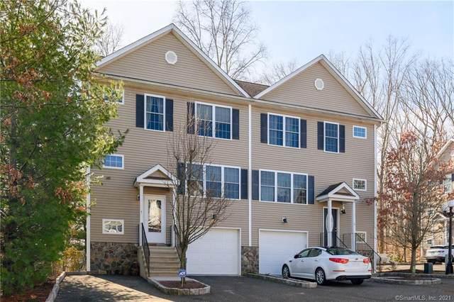 14 Morton Street #5, Danbury, CT 06810 (MLS #170381261) :: Around Town Real Estate Team