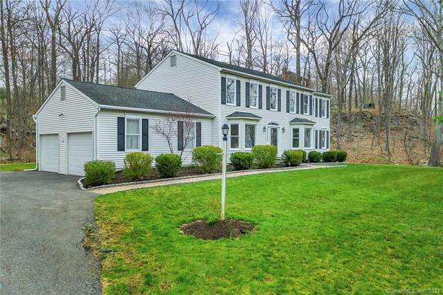 40 Carriage House Drive, Danbury, CT 06810 (MLS #170381282) :: Next Level Group