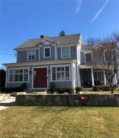 20 Rockland Place, Greenwich, CT 06870 (MLS #170381286) :: Spectrum Real Estate Consultants