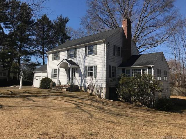 310 Taintor Drive, Fairfield, CT 06890 (MLS #170381291) :: Forever Homes Real Estate, LLC