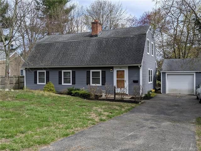 90 Shadow Ridge Road, Stamford, CT 06905 (MLS #170381336) :: Forever Homes Real Estate, LLC