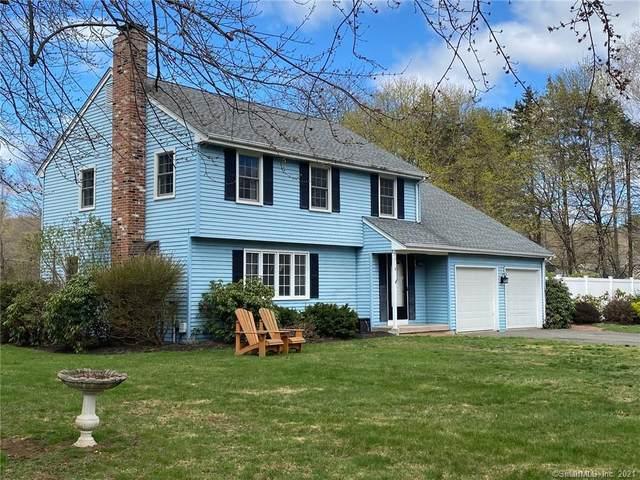 4 Chrismis Tree Lane, East Granby, CT 06026 (MLS #170381372) :: Around Town Real Estate Team