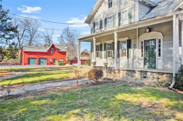 1236 Hulls Highway, Fairfield, CT 06890 (MLS #170381394) :: Forever Homes Real Estate, LLC
