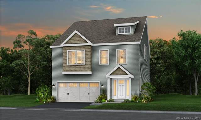 127 Mulholland Way #80, North Haven, CT 06473 (MLS #170381408) :: Sunset Creek Realty