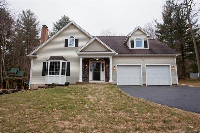 6 Boulder Ridge Drive, Ellington, CT 06029 (MLS #170381462) :: Spectrum Real Estate Consultants